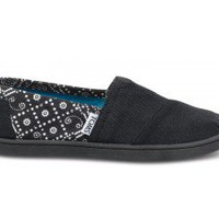 Black Bandana Youth Classics | TOMS.com