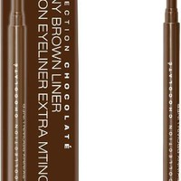 Collection Chocolate Skinny Brown Liner