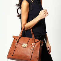 Imani Structured Satchel