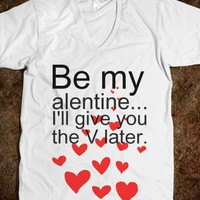 Be my alentine