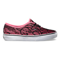 Lace Authentic