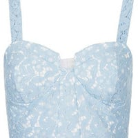 Lace Corset Bralet Top - New In This Week  - New In