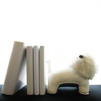 Zuny Animal Bookend - Lion - Home & Office - Yanko Design