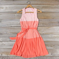 Peach Grove Dress in Peach, Sweet Women's Bridesmaid & Party Dresses