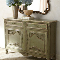 Country French Console