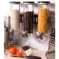 SmartSpace Food Dispenser - Home & Office - Yanko Design