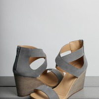 MM 6 Maison Martin Margiela - Wrap Wedge at Gargyle