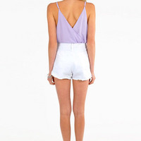 Buena Wrap Bodysuit $23