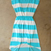 Seafoam Nautical Number Dress [3844] - $44.00 : Vintage Inspired Clothing &amp; Affordable Summer Frocks, deloom | Modern. Vintage. Crafted.