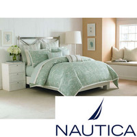 Nautica Lamberts Cove Cotton Duvet Cover | Overstock.com
