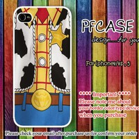 Woody of Toy Story : Case For Iphone 4/4s ,5 / Samsung S2,3,4