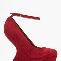 Margot Platform - Red