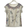 Lovely Elephants Impression T-shirt