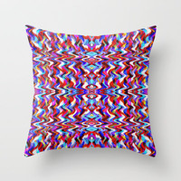 Dancing Queen Throw Pillow by Glanoramay