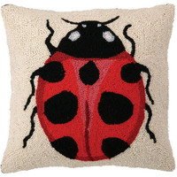 Ladybug Pillow