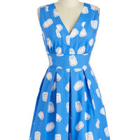 Firefly Away Glow-in-the-Dark Dress | Mod Retro Vintage Dresses | ModCloth.com