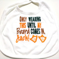 Baby Bib Unisex Duck Dynasty Made to Order Girl or Boy