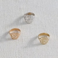 Monogram Ring