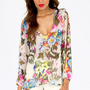 Flor Me Only Top $29