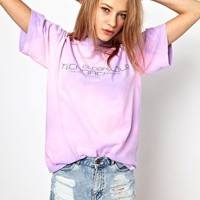 Global Technacolour Heat Reactive Colour Change T-Shirt at asos.com