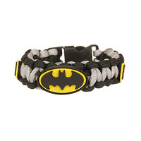 DC Comics Batman Paracord Bracelet | Hot Topic