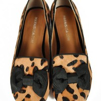 Marais Leopard Fancy Slipper