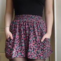 Cute Floral Mini Skirt from BlondeTheresa