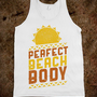 Perfect Beach Body (Color)
