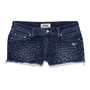 Studded Denim Short - PINK - Victoria's Secret