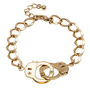 *MKL Accessories The Little Handcuff Bracelet in Gold : Karmaloop.com - Global Concrete Culture