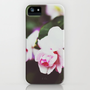 in the garden iPhone &amp; iPod Case by Beverly LeFevre