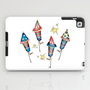 Happy 4th! iPad Case by Carina Povarchik