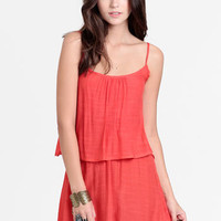 Mojave Sun Tiered Tank Dress - $35.00 : ThreadSence, Women&#x27;s Indie &amp; Bohemian Clothing, Dresses, &amp; Accessories