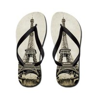 I love Paris Flip Flops&gt; Flip Flops&gt; Flip Flops Mania
