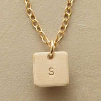 DAINTY INITIAL NECKLACE         -                  Single Pendant         -                  Necklaces         -                  Jewelry                       | Robert Redford's Sundance Catalog