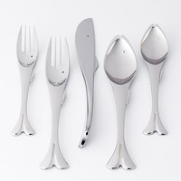 Yamazaki Gone Fishin 5-pc. Place Setting Set