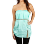 SALE-Mint Belted Tunic