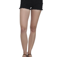 Heavy Destroyed Fray Short | Shop Shorts at Wet Seal