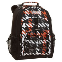 Gear-Up Houndstooth Backpack
