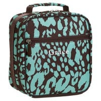 Gear-Up Coffee and Pool Cheetah Classic Lunch Bag