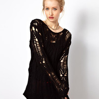 Kill City | Kill City Tangled Jumper at ASOS