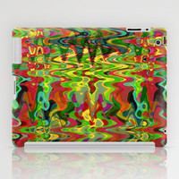 Melting Pot iPad Case by Glanoramay