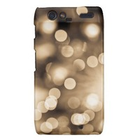 tiny bubbles DROID RAZR case from Zazzle.com