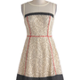 Ryu Miscellany Accomplished Dress | Mod Retro Vintage Dresses | ModCloth.com