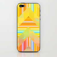 Summer Breeze iPhone & iPod Skin by Lisa Argyropoulos