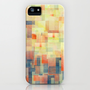 Cubism Dream (Brush Fire Remix) iPhone & iPod Case by Jacqueline Maldonado