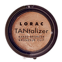 Sephora: LORAC : TANtalizer&amp;#174; Baked Bronzer : body-makeup