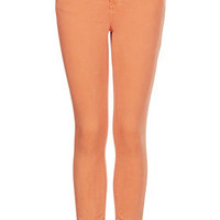 MOTO Orange Leigh Jeans - New In This Week  - New In