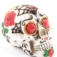 Karma Mantra 50 OFF A Sugar Rose Skull