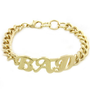 ROIAL BAD bracelet Gold
